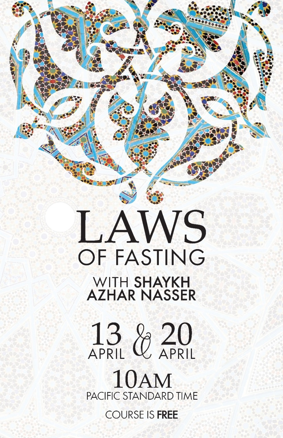 fasting flyer